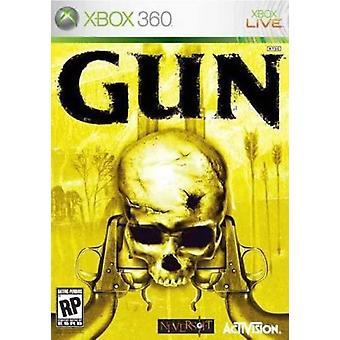 Gun Xbox 360 Game (#)