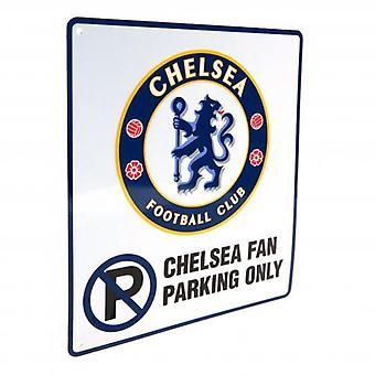 Chelsea FC Geen Parkeerbord