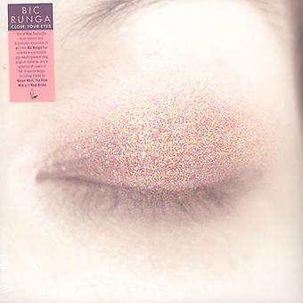 Bic Runga - Close Your Eyes Vinyl