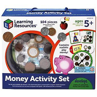 Learning Resources - Money Activity Set