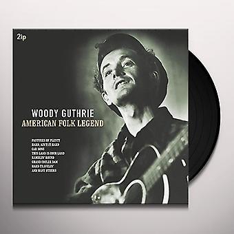 Woody Guthrie - Amerikansk Folklegend Vinyl