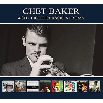 Chet Baker - Eight Classic Albums CD