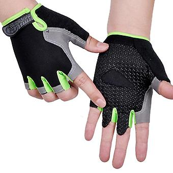 Sports Gloves, Men Anti Slip Weight Lifting Gloves
