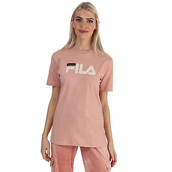 Women's Fila Eagle Graphic T-Shirt in Pink