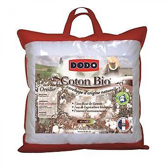 Dodo almohada de algodón orgánico