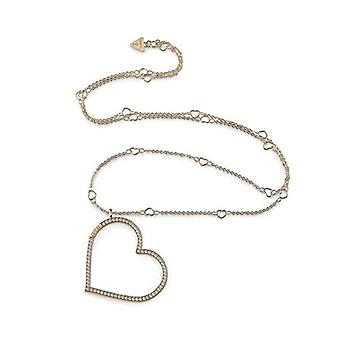 Guess jewels necklace ubn28007