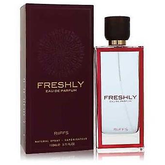 Riiffs Freshly By Riiffs Eau De Parfum Spray 3.71 Oz (women)