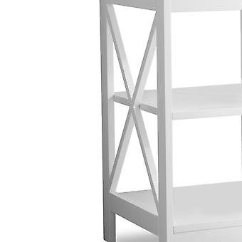 Sofa Side Table Storage Shelves With 3 Tiers Any Room