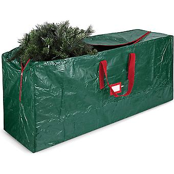 Large Christmas Tree Storage Bag - Fits Up To 9 Ft Tall Artificial Trees Red