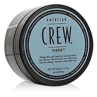 American Crew Men Fiber Pliable Fiber (high Hold And Low Shine) - 85g/3oz