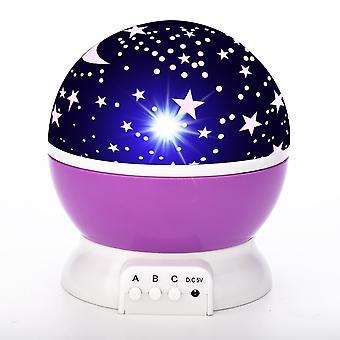 Sky Projector Star Moon Galaxy Night Light Lamp