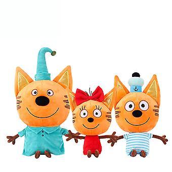 Kid-e-cats Plush Toy Cute Soft Doll Stuffed Figure For Kids