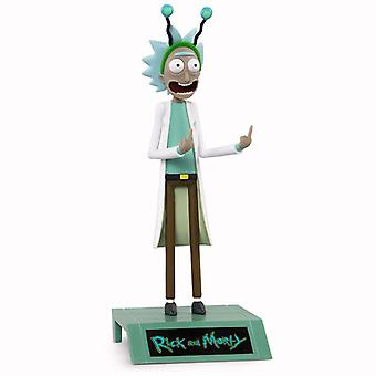 Rick And Morty Cute Middle Finger Boxed Model Figure