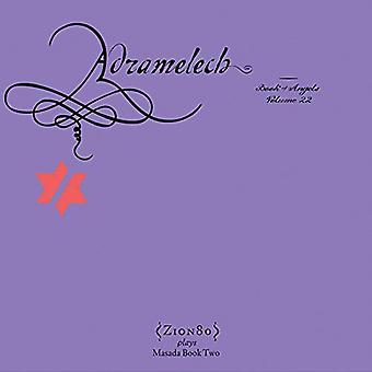 Zion80 - Adramelech: Book of Angels 22 [CD] USA import