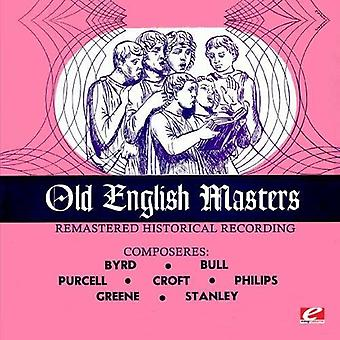 Flor Peeters - Old English Masters [Remastered] [CD] USA import