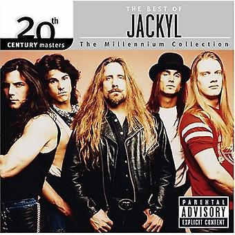 Jackyl - Best of import USA Collection Jackyl-Millenium [CD]