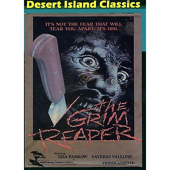Grim Reaper (1980) [DVD] USA import