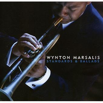 Wynton Marsalis - Standards [CD] USA import