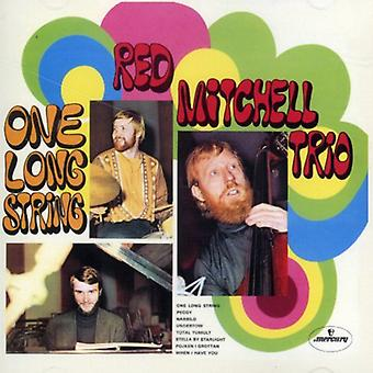 Red Mitchell Trio - One Long String [CD] USA import