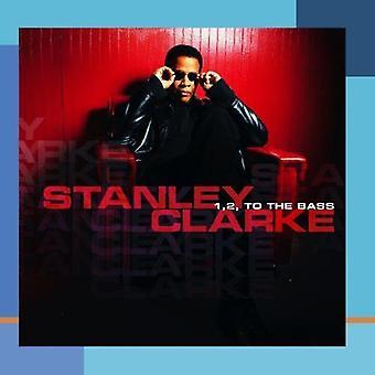 Stanley Clarke - 1 2 på Bass [DVD] USA import