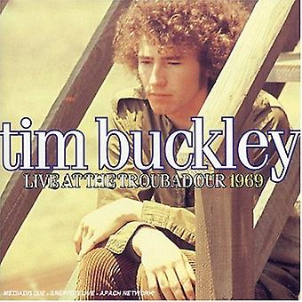 Tim Buckley - 1969-Live at the Troubadour [CD] USA import