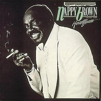 Nappy Brown - riss sich [CD] USA import