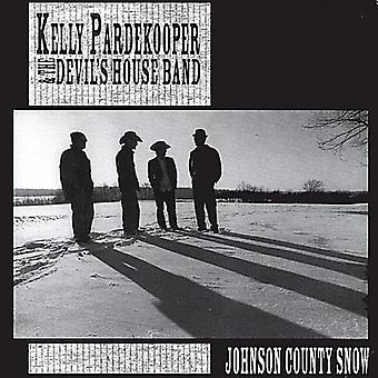 Kelly Pardekooper & the Devil's House Band - Johnson County Snow [CD] USA import