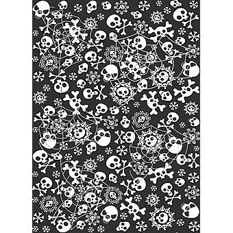 Halloween tablecloth 120 x 180 cm party horror skull Halloween party