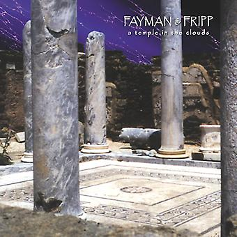 Fayman/Fripp - Temple in the Clouds [CD] USA import