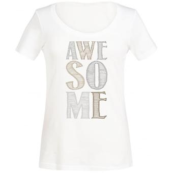 Spoilt Rotten AWESOME Scoop Neck Women's T-Shirt