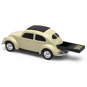 Official Classic VW Beetle USB Memory Stick 16Gb - Cream