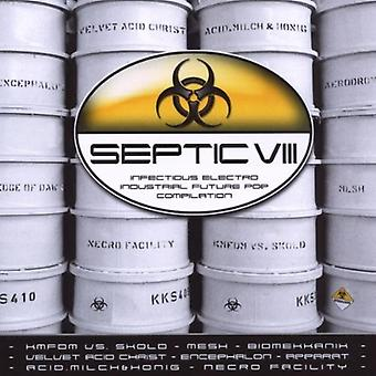 Septic VIII - Septic VIII [CD] USA import