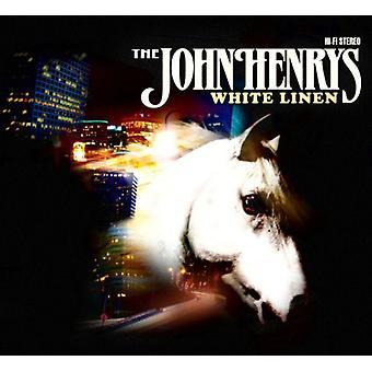 John Henrys - White Linen [CD] USA import