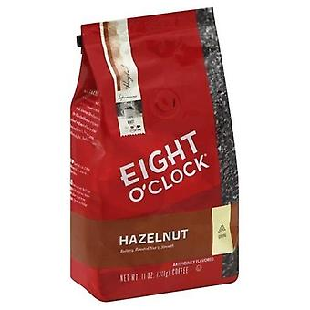 Eight O'clock Hazelnut Ground Coffee