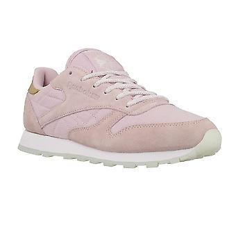 Reebok CL Lthr Sea kuluneet BD1509 universal kaikki vuoden naisten kengät