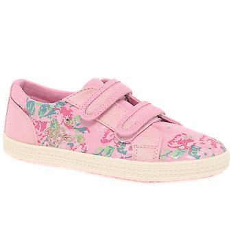 إديث ستارترايت البنات الرضع قماش أحذية