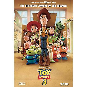 Locandina del film Toy Story 3 (27 x 40)
