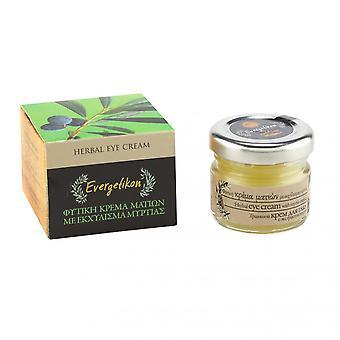 Anti-aging øye krem med olivenolje Evergetikon 30 ml