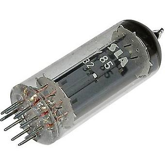 UY 85 Vacuum tube Rectifier 250 V 110 mA Number of pins: 9 Base: Noval Content 1 pc(s)