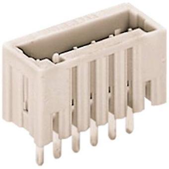 WAGO-Pin Gehäuse - Kabel 733 Gesamtzahl der Stifte 5 Kontakt Abstand: 2,50 mm 733-335-1 PC