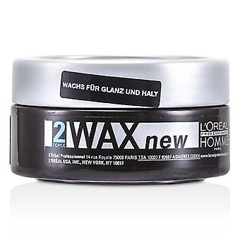 L'oreal Professionnel Homme Wax (shine And Definition Wax No Greasy Effet) - 50ml/1.7oz