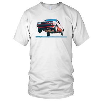 Volkswagen VW Gti medio lucht Mens T Shirt