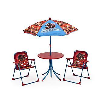Disney Cars stół i krzesła zestaw