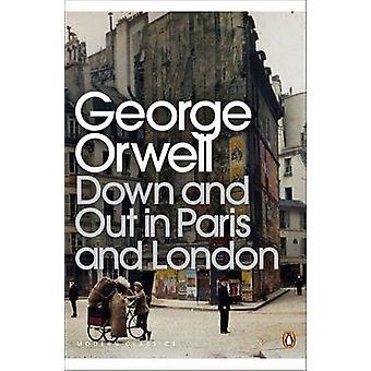 Alas ja ulos Pariisissa ja Lontoossa George Orwell - Dervla tuli EU Murphy - 9