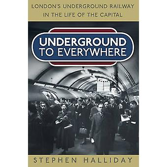 Metro de todos os lugares - Metropolitano de Londres, na vida o