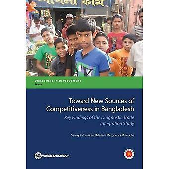 In Richtung neue Quellen der Wettbewerbsfähigkeit in Bangladesch: wichtige Erkenntnisse der Diagnose Handel Integration Studie (Richtungen...
