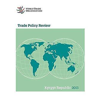 Kyrgyz Republic 2013 (Trade Policy Review)