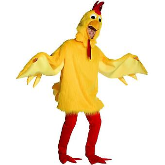 Cute Chicken Adult Costume