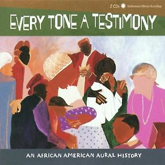 Every Tone a Testimony - Every Tone a Testimony [CD] USA import