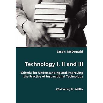 Tecnología I II y III por McDonald ' s y Jason
